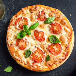 Slices Menu 13 (Margherita)